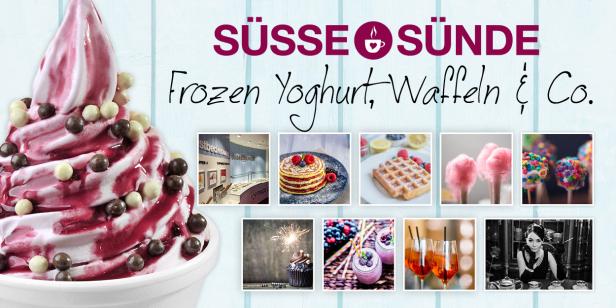 Frozen Yoghurt, Waffeln, Pancakes, Cake-Pops, Kaffee & Kuchen finden Sie jetzt auch in der Breiten Straße gegenüber von C&A und H&M. Ideal für eine kleine Shoppingpause.